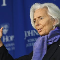 Christine Lagarde FMI