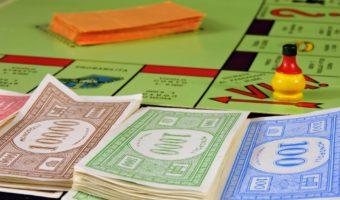 monopoli soldi