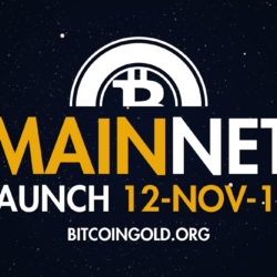 bitcoin gold launch