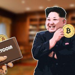 kim jong un bitcoin
