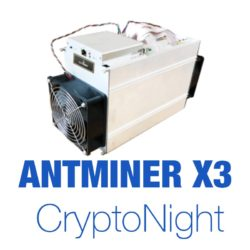 antminer X3 cryptonight