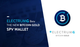 electrumG wallet bitcoin gold