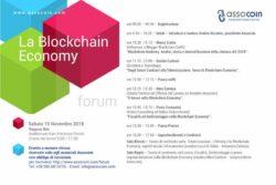 Assocoin Forum La Blockchain Economy