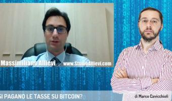 Si pagano le tasse su bitcoin chiediamolo al commercialista
