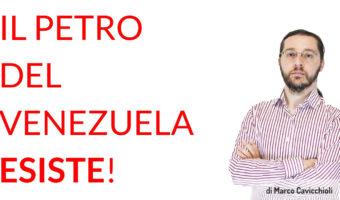 petro venezuela esiste