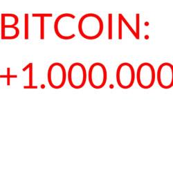 Bitcoin rendimento UN MILIONE PERCENTO