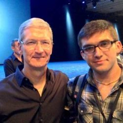 tim cook martin reed