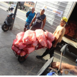 Venezuela cibo in bitcoin