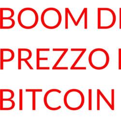 BOOM prezzo Bitcoin