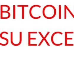 Bitcoin Excel