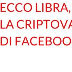 Facebook criptovaluta Libra whitepaper