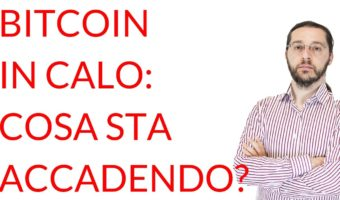 Bitcoin in calo