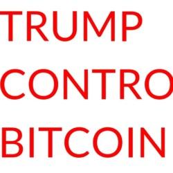 Donald Trump contro Bitcoin
