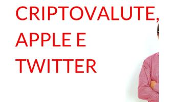 Criptovalute Apple Twitter