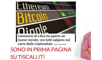 Prima pagina Tiscali.it