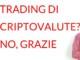 trading criptovalute