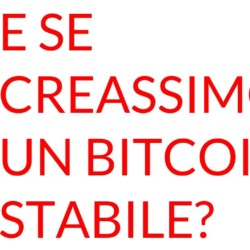 bitcoin stabile