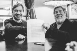Efforce Whitepaper con Steve Wozniak