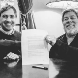 Efforce Whitepaper con Steve Wozniak