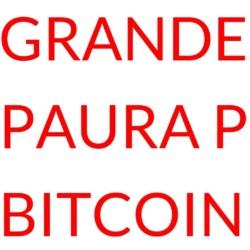 Bitcoin grande paura