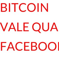 Bitcoin vale quanto Facebook