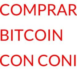 Comprare bitcoin con Conio