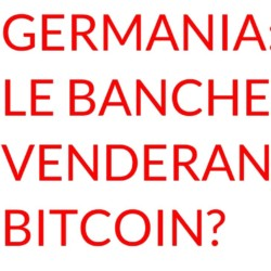 Germania banche bitcoin