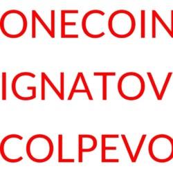 OneCoin Ignatov colpevole frode riciclaggio