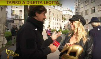 Tapiro d'oro a Diletta Leotta