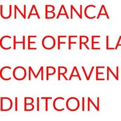 banche e bitcoin