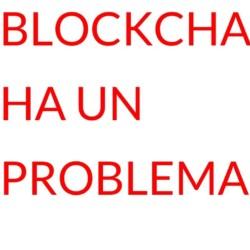 problema con blockchain