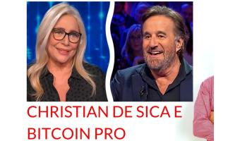 Christian De Sica Bitcoin Pro