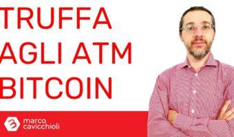 truffa ATM Bitcoin