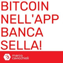 Bitcoin app Banca Sella Hype
