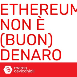 Ethereum denaro
