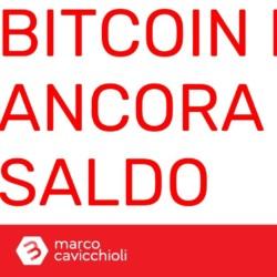 bitcoin saldi