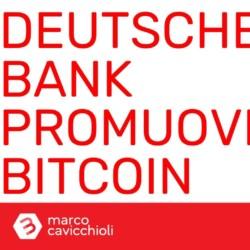 grande banca tedesca Bitcoin