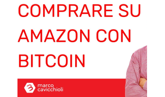 Comprare su Amazon con bitcoin