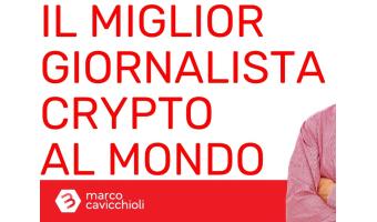 miglior giornalista crypto al mondo