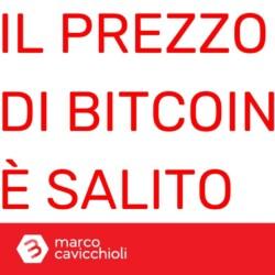 prezzo bitcoin Stock to Flow
