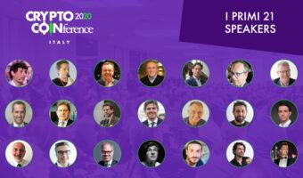 primi 21 speaker Crypto Coinference 2020