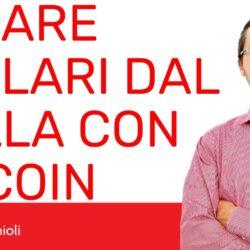 Creare dollari con bitcoin