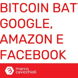 Bitcoin batte Google Amazon Facebook dollaro per uptime