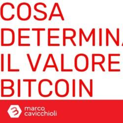 bitcoin valore prezzo
