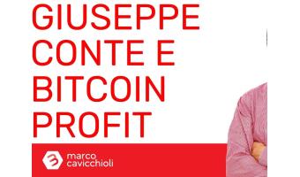 giuseppe conte rai uno bitcoin profit