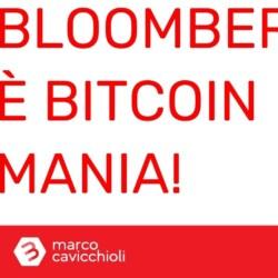 Bloomberg Bitcoin mania