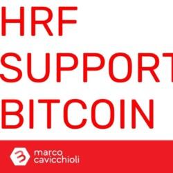 Fondazione Diritti Umani supporta Bitcoin