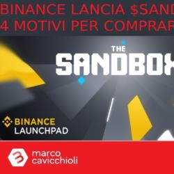 $SAND The Sandbox