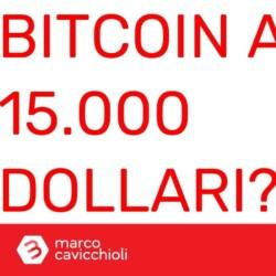 Bitcoin 15000 dollari elezioni americane