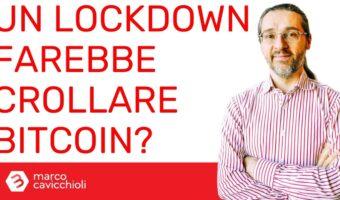 lockdown crollo prezzo bitcoin